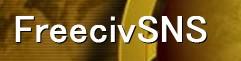 FreecivSNSciv Civilization SLG シミュレーションゲーム フリーゲーム Freeciv FreecivSNS